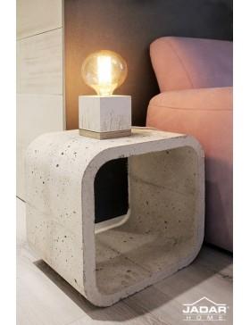 Kubik z betonu...