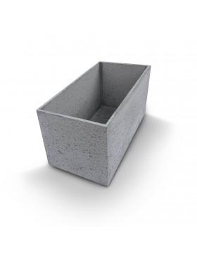 Donica betonowa 100x50x50