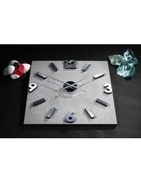 Zegar z betonu
