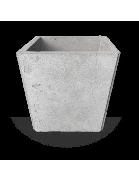 Donica betonowa trapezowa H50