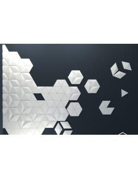 Płyta Etiuda 3D Romb