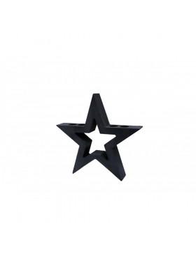 Gwiazda Luna świecznik