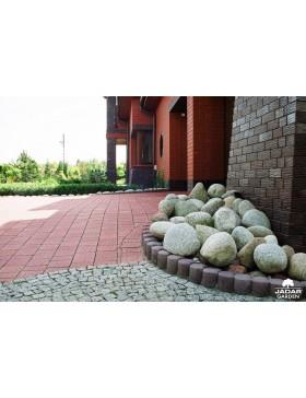 Granito gr. 6cm Brązowy/Czarny